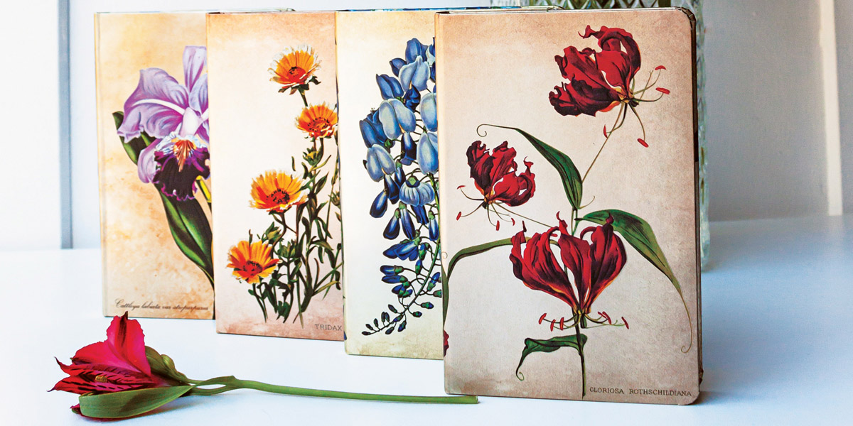 Paperblanks Painted Botanicals