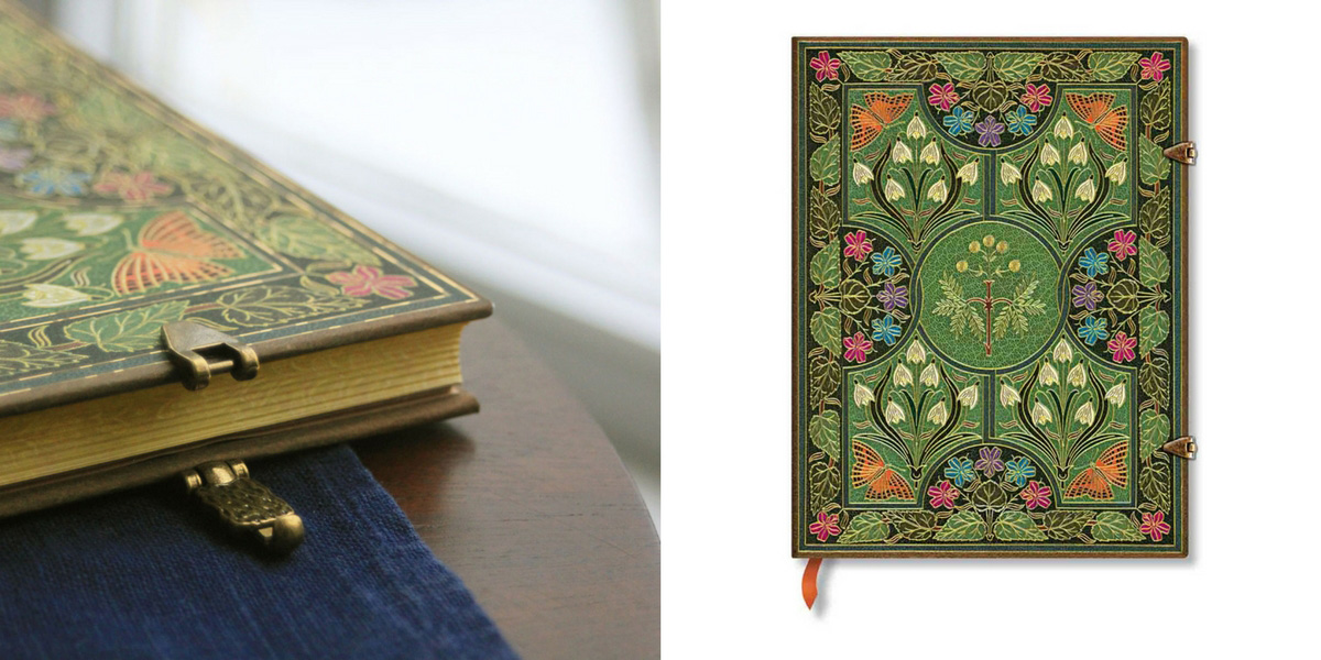 Paperblanks Poetry In Bloom