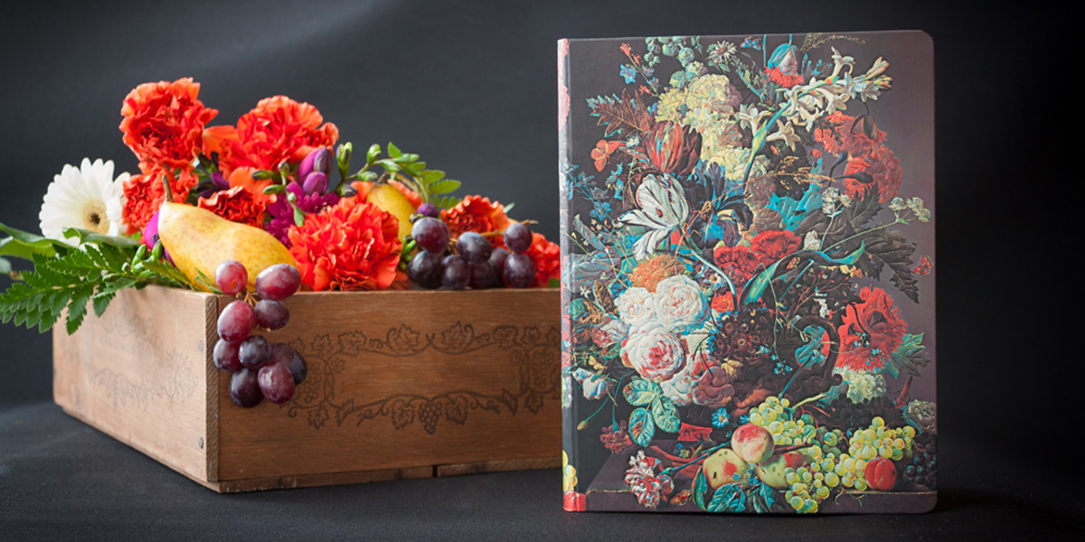 Paperblanks Still-Life Burst