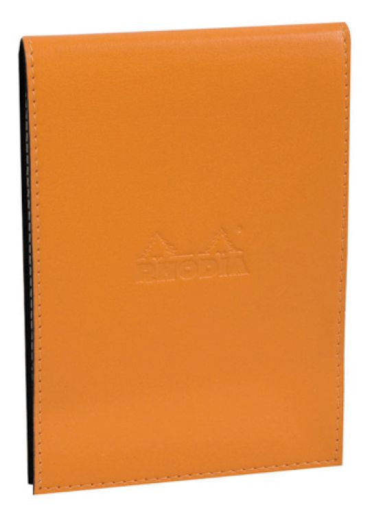 Rhodia Pad Holder - Orange No 13