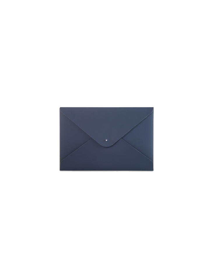 Paperthinks Small Folder Navy
