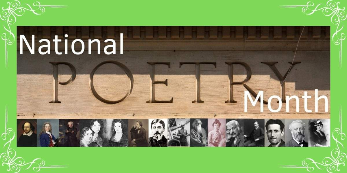 Gifts for National Poetry Month
