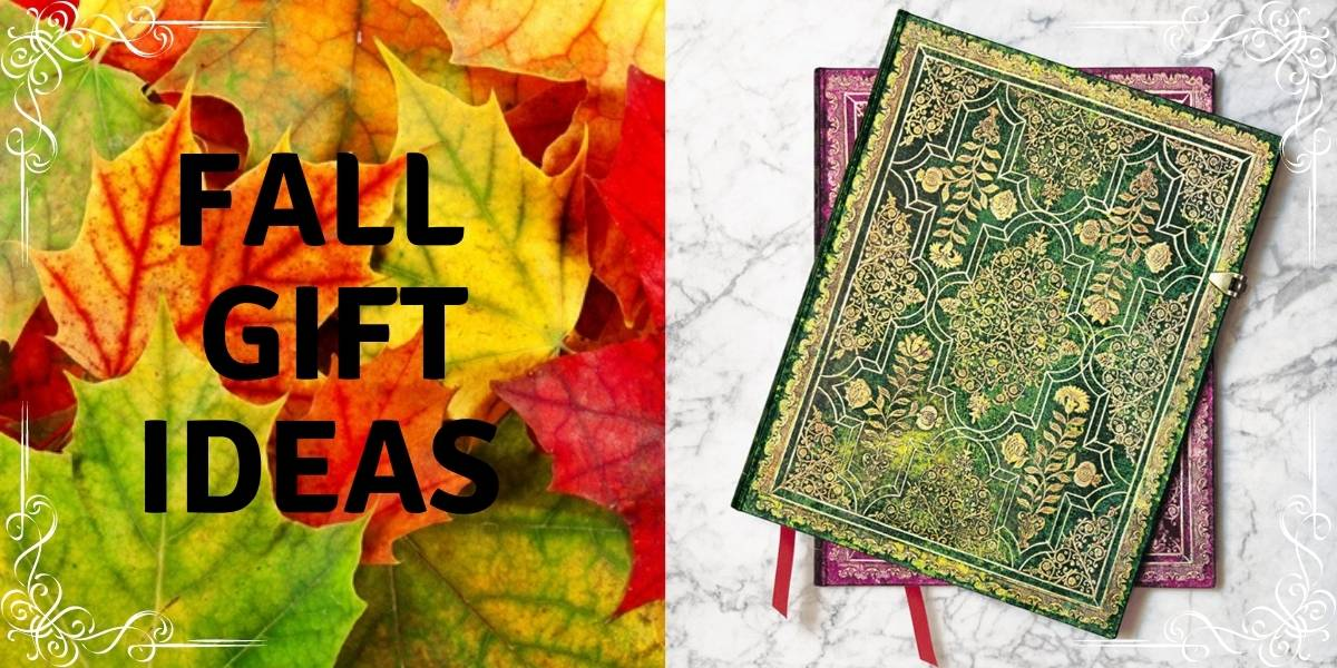 Writers Gifts For Autumn