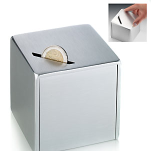 Troika Sesame Savings Box