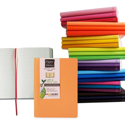 Paperthinks Large Slim Notebooks