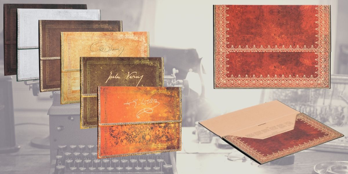 Paperblanks Document Folders
