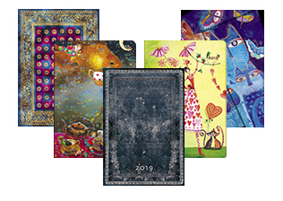 Paperblanks Mini 2019 Weekly