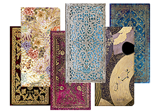 Paperblanks Slim 2019 Weekly