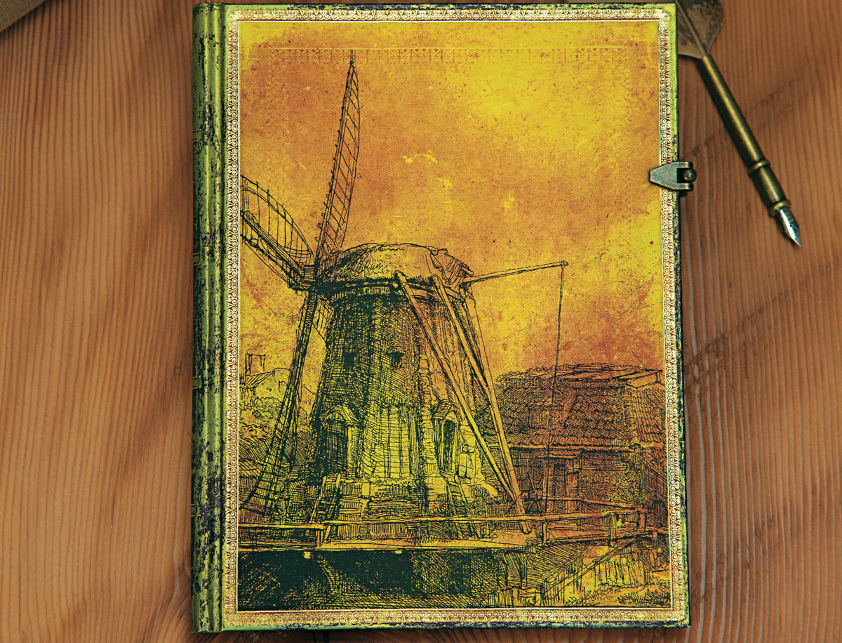 Paperblanks Rembrandt 350th