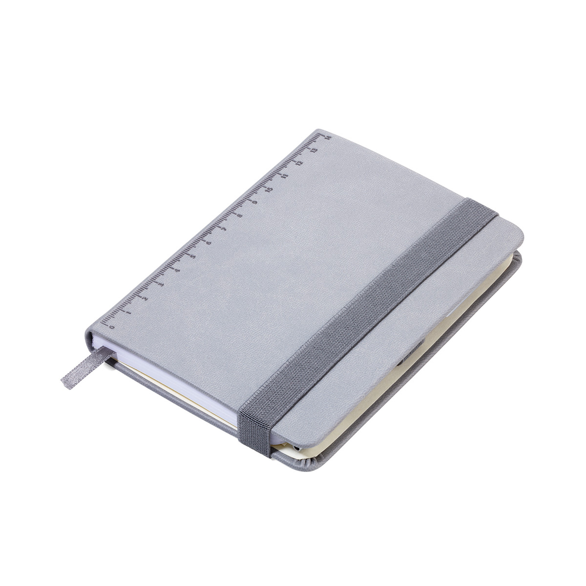 Troika A6 Notebook with Slim Construction Pen Titanium