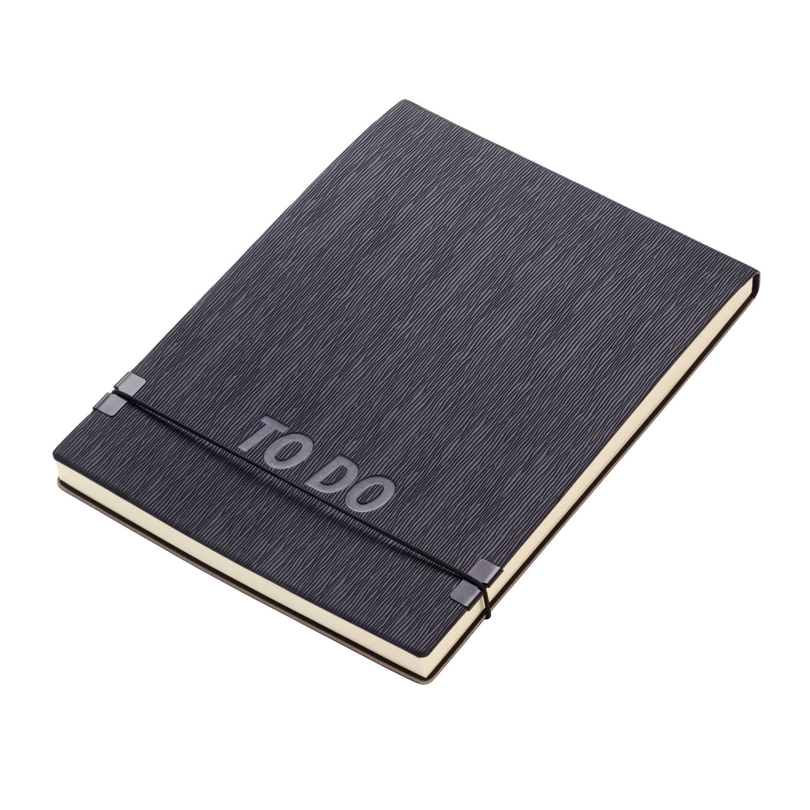 Troika To Do Productivity Notepad Black