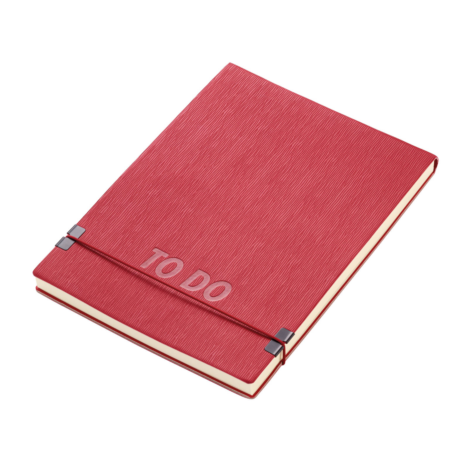 Troika To Do Productivity Notepad Red